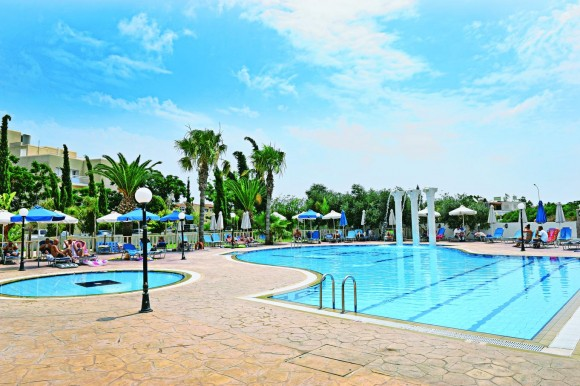 Hotel Chrystalla Beach